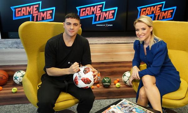 Γαλανόπουλος στο ΟΠΑΠ Game Time: «Ο Καρέρα αλλάζει την ΑΕΚ»