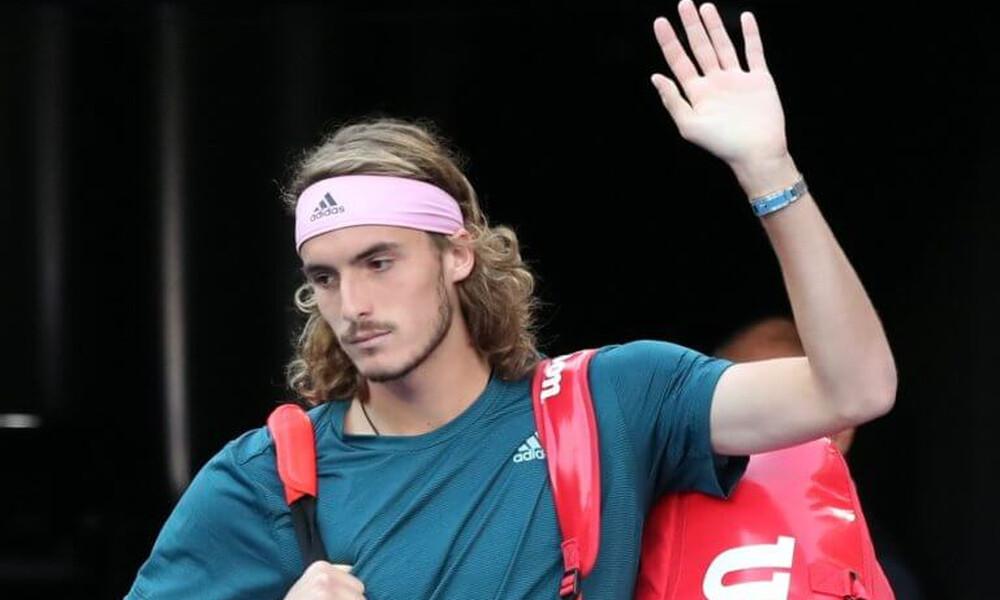 Εκτός Australian Open o Στέφανος Τσιτσιπάς!