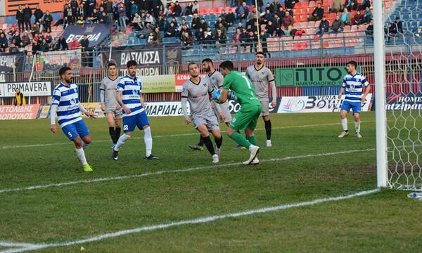 Football League: Σπουδαίο «διπλό» για Καβάλα