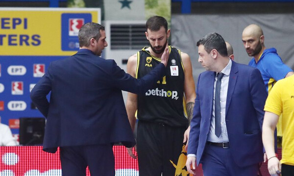 ΑΕΚ: Ο τραυματισμός του Γιάνκοβιτς και η επιστροφή του Ζήση (videos)