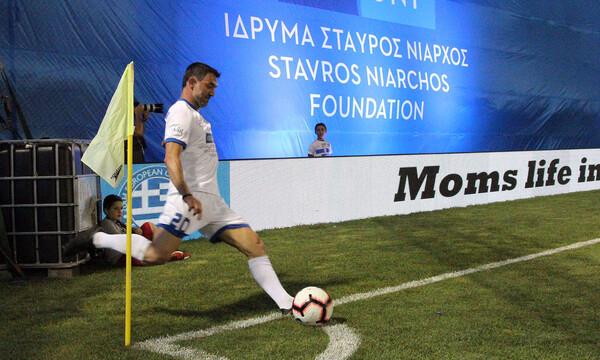 Καραγκούνης: «Δεν είναι ωραίο να περνάνε 24 ομάδες στο Euro και να μην είναι η Εθνική»