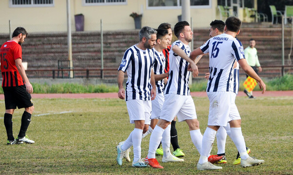 Super League 2: Καταιγιστικός στην Καλαμαριά ο Απόλλωνας Σμύρνης