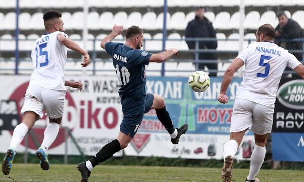Football League: Νίκες για Τρίκαλα, Ιωνικό
