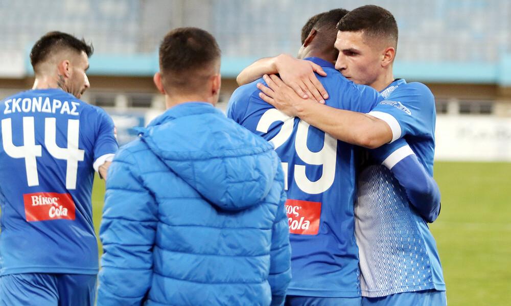 Super League 2: Πέρασε από το Ηράκλειο και επέστρεψε ο ΠΑΣ Γιάννινα