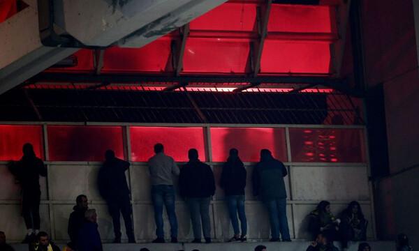 ΑΕΚ – Ολυμπιακός: Επεισόδια έξω από το ΟΑΚΑ! (video+photos)