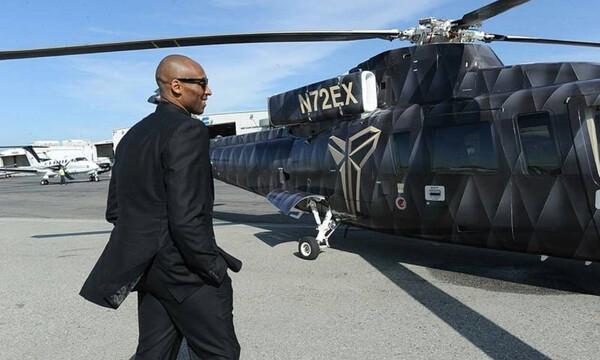 Κόμπι Μπράιαντ: Το μοιραίο ελικόπτερο και γιατί έπεσε (photos+videos)