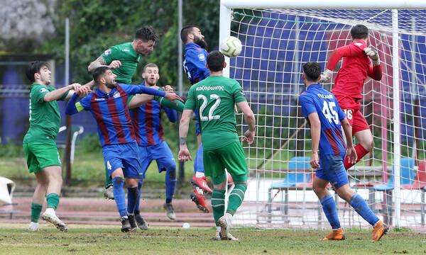Super League 2: Νίκες για Καραϊσκάκη και Λεβαδειακό