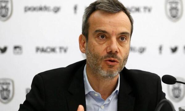 Έξαλλος και ο Δήμαρχος Θεσσαλονίκης: «Το πλήγμα δεν είναι μόνο κατά του ΠΑΟΚ»