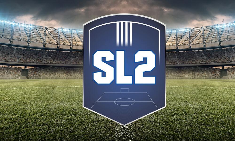 Super League 2: Tα τηλεοπτικά και το πρόγραμμα της 17ης αγωνιστικής