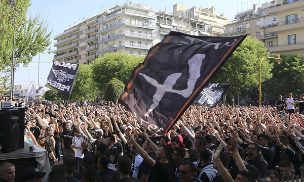 Στους δρόμους ο κόσμος ΠΑΟΚ, κινητοποιήσεις και συγκέντρωση διαμαρτυρίας!