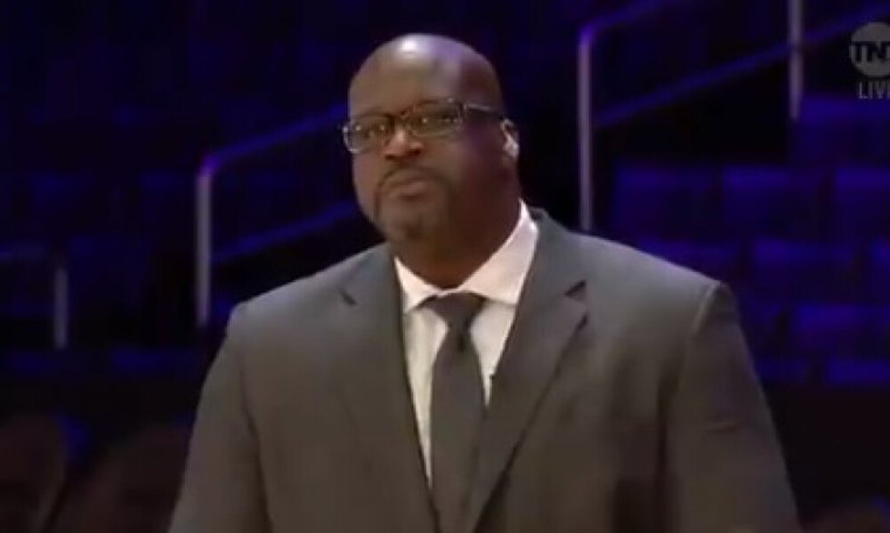 Κόμπι Μπράιαντ: Βούρκωσε ο Σακίλ μιλώντας για τον χαμό του «Black Mamba» (video)