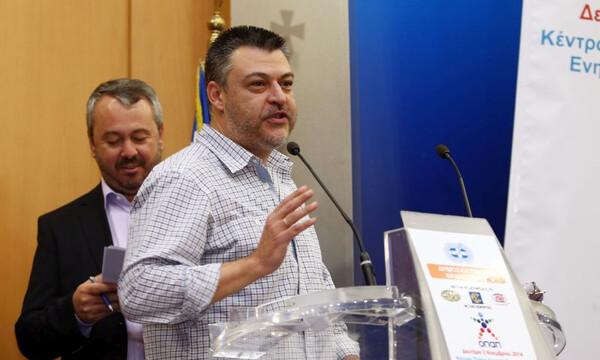 Κινείται νομικά κατά του ΠΑΟΚ ο Μπραουδάκης