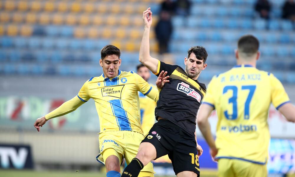 ΑΕΚ-Αστέρας Τρίπολης: Βγαίνει το τελευταίο εισιτήριο για τους «8»