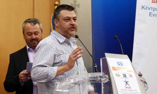 Τέλος ο Μπραουδάκης από το υφυπουργείο Αθλητισμού (photos)