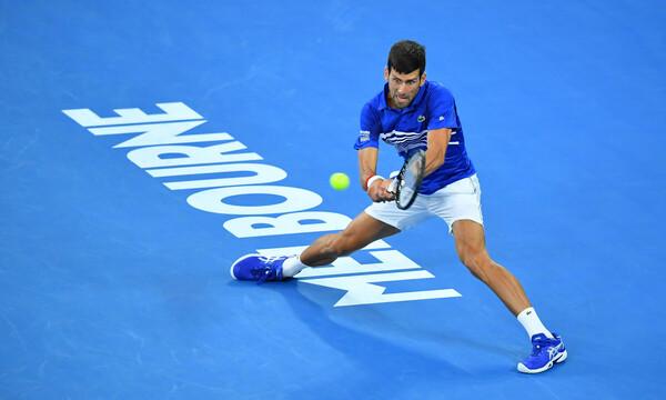 Australian Open: Στον τελικό ο Τζόκοβιτς!