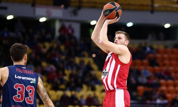 «Πάγωσε» το ΣΕΦ, τραυματίστηκε ο Χαραλαμπόπουλος (photos)