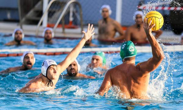 Πόλο: Δοκιμασία Παναθηναϊκού με Ολυμπιακό