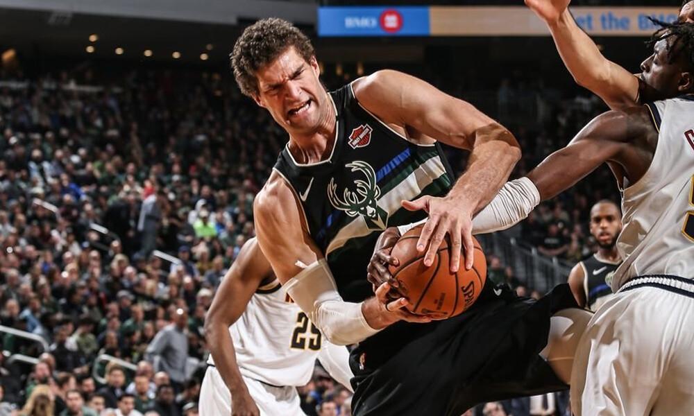 NBA: Ήττα για τους Μπακς, παρά τον καλό Γιάννη (videos)