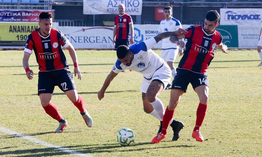 Football League: Ισοπαλίες για Τρίκαλα και Ιωνικό