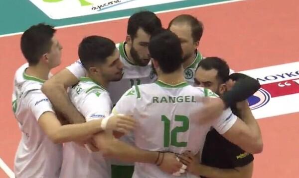 Νικητής στη Σύρο ο Παναθηναϊκός, 3-2 τον Φοίνικα