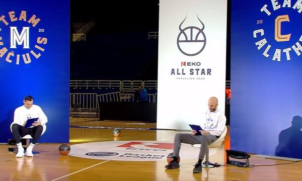 All Star Game: Το στοίχημα για τον Φριντέτ και το «αντίο» στον Κόμπι (video)