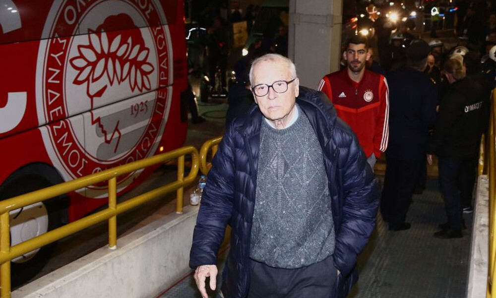 Σάββας Θεοδωρίδης: «Να τηρηθούν οι νόμοι, ο Ολυμπιακός θα θυσιαστεί για την Ελλάδα»
