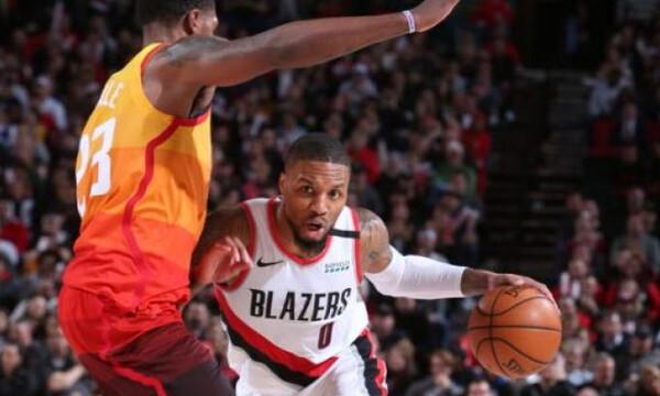NBA: Τα νέα «όργια» του Λίλαρντ (video)