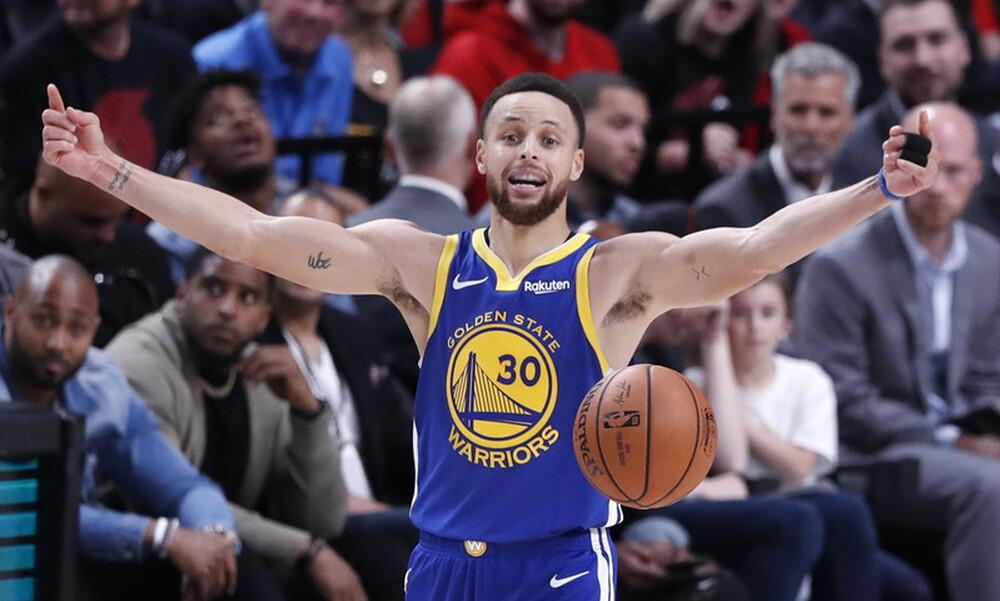 NBA: Καθυστερεί η επιστροφή του Κάρι