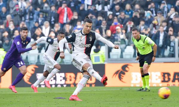 Γιουβέντους-Φιορεντίνα 3-0: Εύκολα και απλά (video)