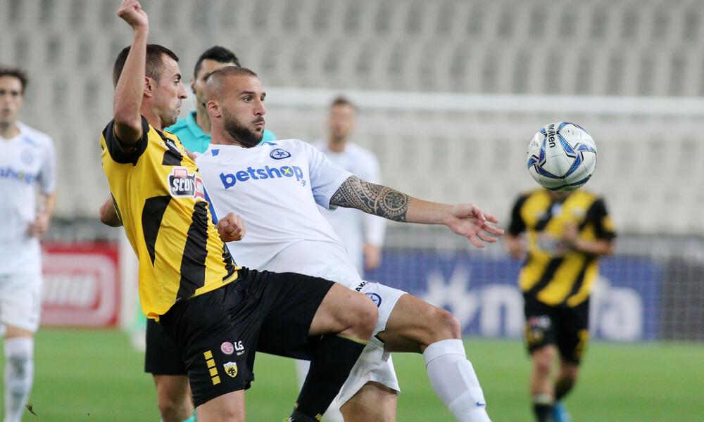 LIVE CHAT Ατρόμητος-ΑΕΚ 0-1 (τελικό)