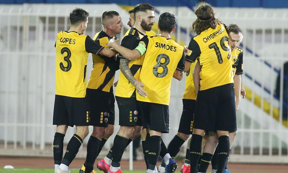 Ατρόμητος-ΑΕΚ 0-1: Το υπέγραψε ο Κρίστισιτς (photos+videos)