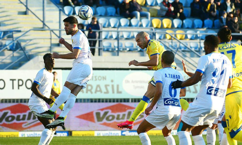 Αστέρας Τρίπολης-Παναιτωλικός 2-1: Ντέλετιτς ο… λυτρωτής