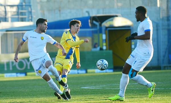 Αστέρας Τρίπολης-Παναιτωλικός 2-1: Το buzzer beater του Ντέλετιτς στην Τρίπολη (video)