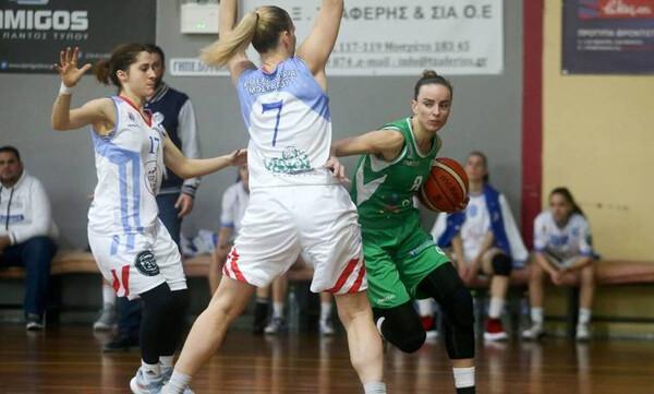 Μπάσκετ Γυναικών: Με Ελευθερία Μοσχάτου στο Κύπελλο