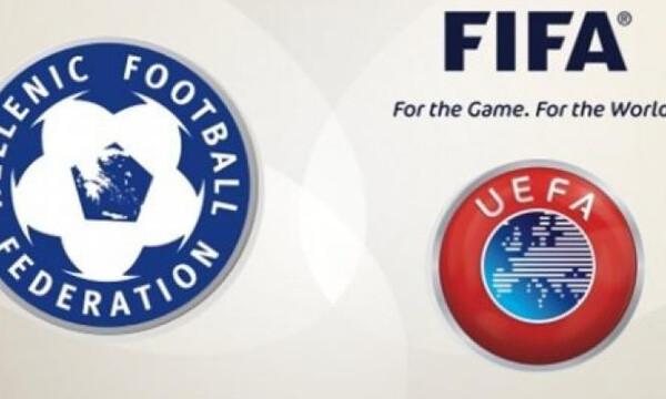 Θέλει συνάντηση με UEFA ο Γραμμένος, αντιδρά η ΕΠΟ στο κυβερνητικό πλάνο