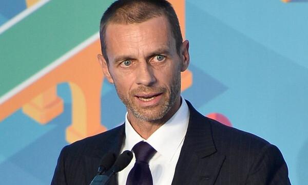 Έρχεται στην Αθήνα ο πρόεδρος της UEFA - Αποδέχθηκε την πρόσκληση του πρωθυπουργού