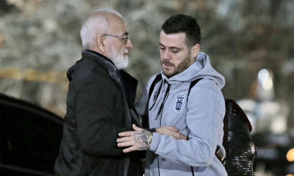 ΠΑΟΚ: Ζήτησε εξηγήσεις ο Ιβάν Σαββίδης - Τα τρία ερωτήματα προς τους παίκτες (photos)