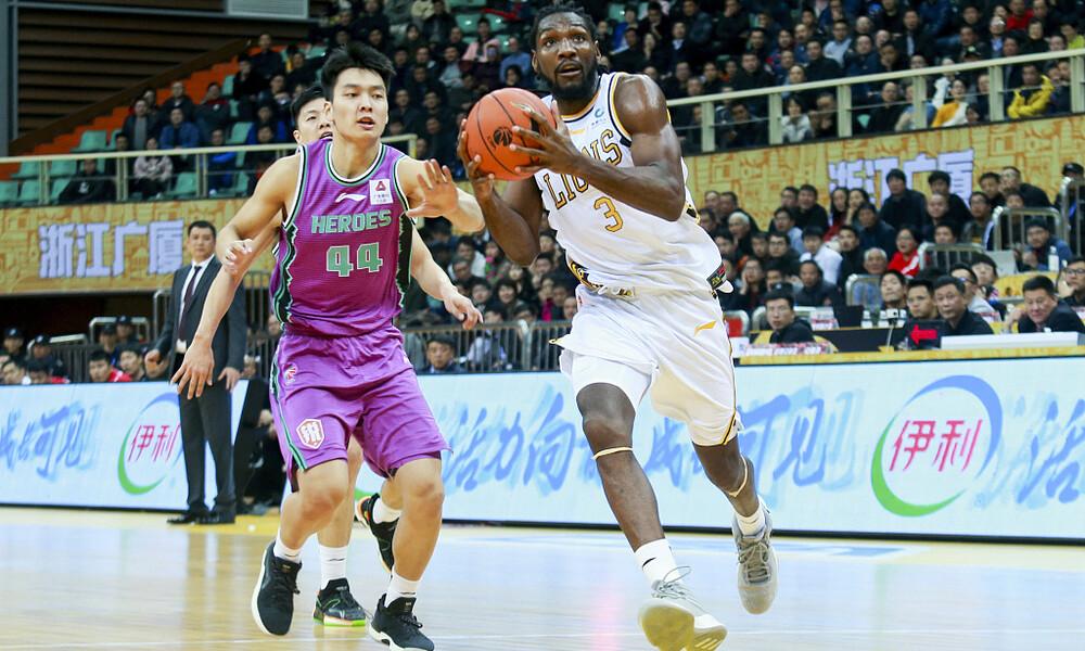 Κίνα: Επ' αόριστον διακοπή στο πρωτάθλημα μπάσκετ