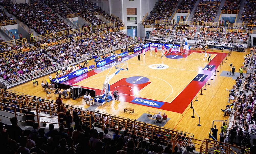 Οριστικά με μαθητές ο τελικός Κυπέλλου Ελλάδας στο μπάσκετ