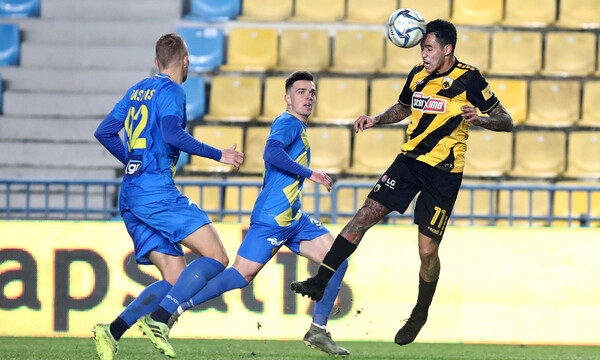 Παναιτωλικός-ΑΕΚ 1-1: Σκόραρε στο Αγρίνιο και έχει τον πρώτο λόγο (photos+videos)
