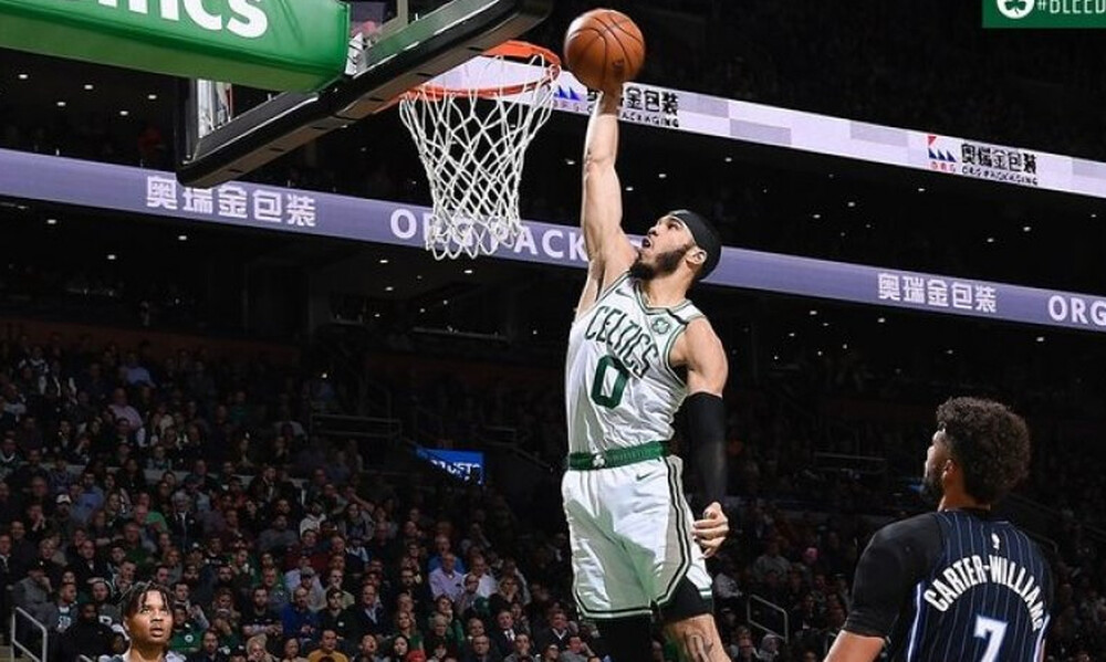NBA: Συνέχισαν με νίκες Κλίπερς, Νετς και Σέλτικς! (photos+videos)