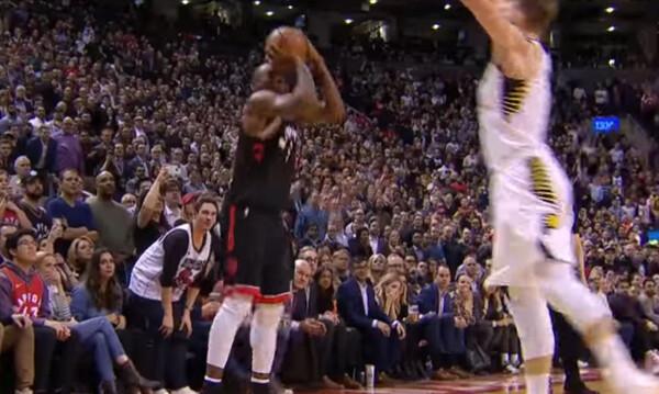 NBA: Το νικητήριο σουτ του Ιμπάκα είναι στην κορυφή του TOP10! (video)