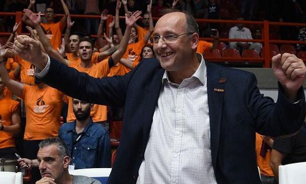 Υποψήφιος για την ΕΟΚ ο Βαγγέλης Λιόλιος