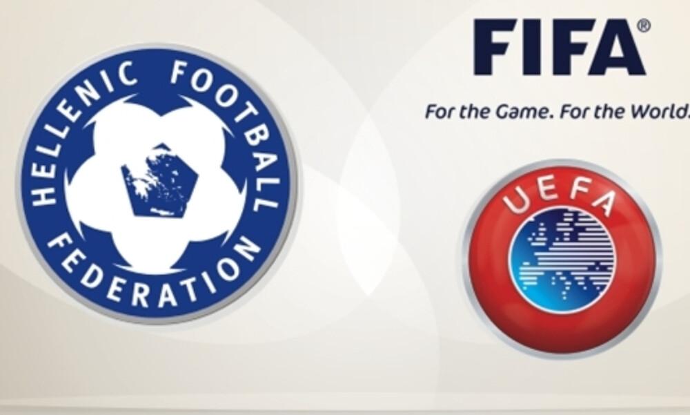 Τα είπε με Τσέφεριν ο Γραμμένος, το ξέκοψε η UEFA για ΠΔΕ στην ΕΠΟ