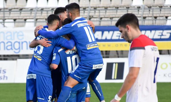Super League 2: «Ντόρτια» τα Χανιά με Κέρκυρα