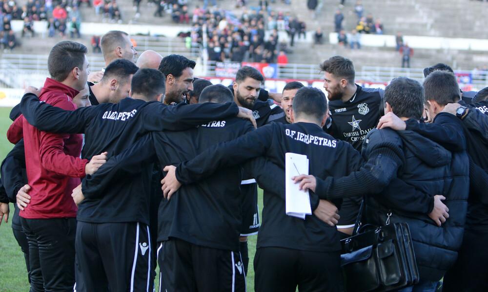 Football League: Νίκη στα χαρτιά για τον ΟΦ Ιεράπετρας