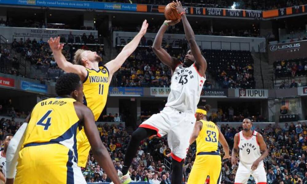 NBA: Δεν σταματούν οι Ράπτορς (video)