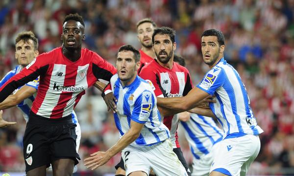 La Liga: Όλα τα φώτα στο ντέρμπι των Βάσκων