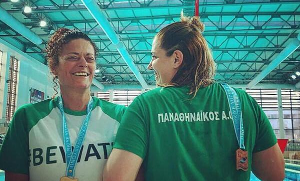 Κολύμβηση: Συνέχισαν με μετάλλια