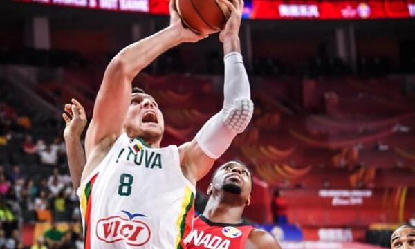 Λιθουανία: Με Ματσιούλις οι κλήσεις για τα προκριματικά του Eurobasket (photo)